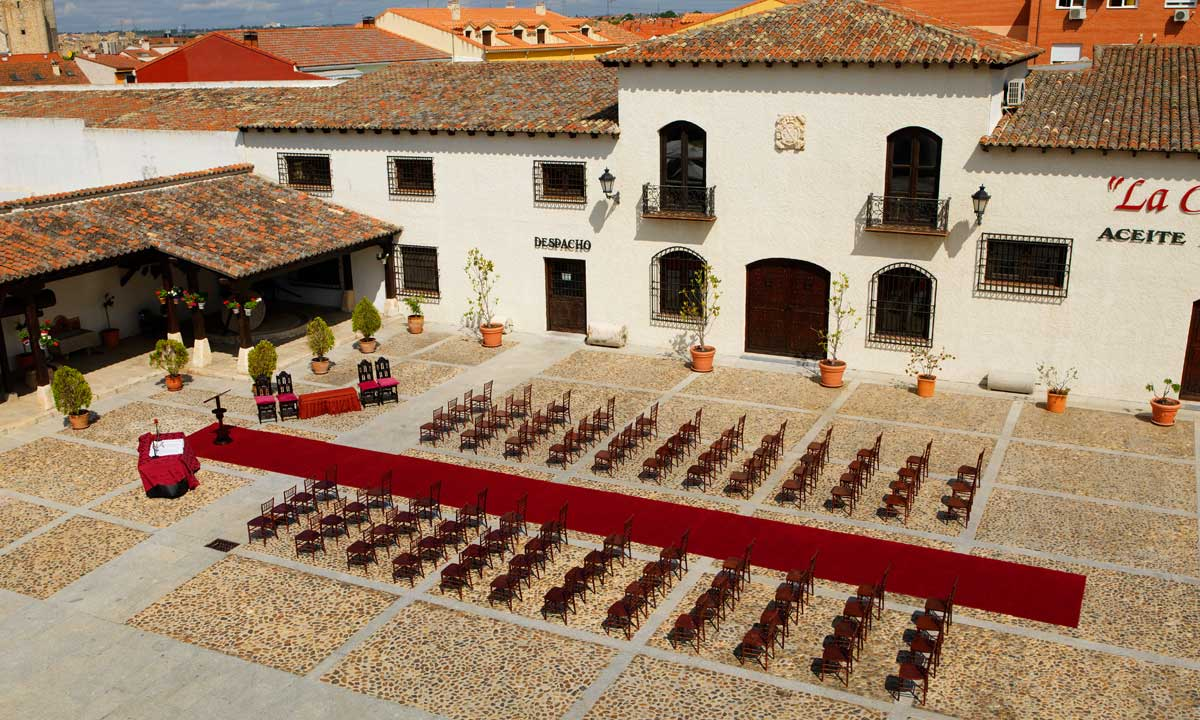 Bodas con Encanto | Tu Boda en El Convento de Torrejón
